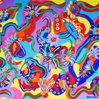 Artists,Painters,Unique Art