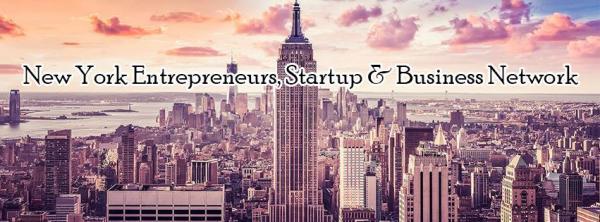 Entrepreneurs, Startup & Business Association of New York