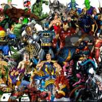 The World of Comics Anime & Entertainment.